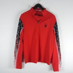 Spyder Pull Over Sweater Size Medium